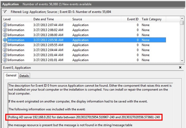 Troubleshoot Connectivity Issues With Sourcefire User