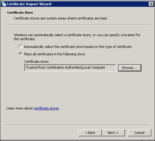 Verify LDAP over SSL/TLS (LDAPS) and CA Certificate Using Ldp.exe ...