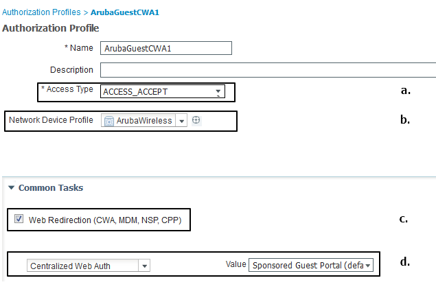 Configure Guest Flow with ISE 2 0 and Aruba WLC - Cisco