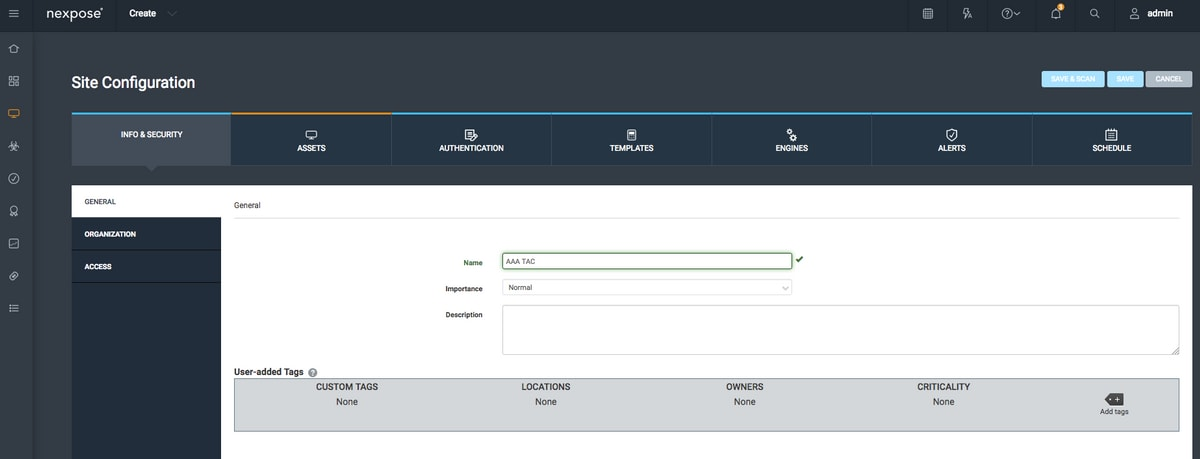 Configure Ise 22 Threat Centric Nac Tc Nac With Rapid7 Cisco