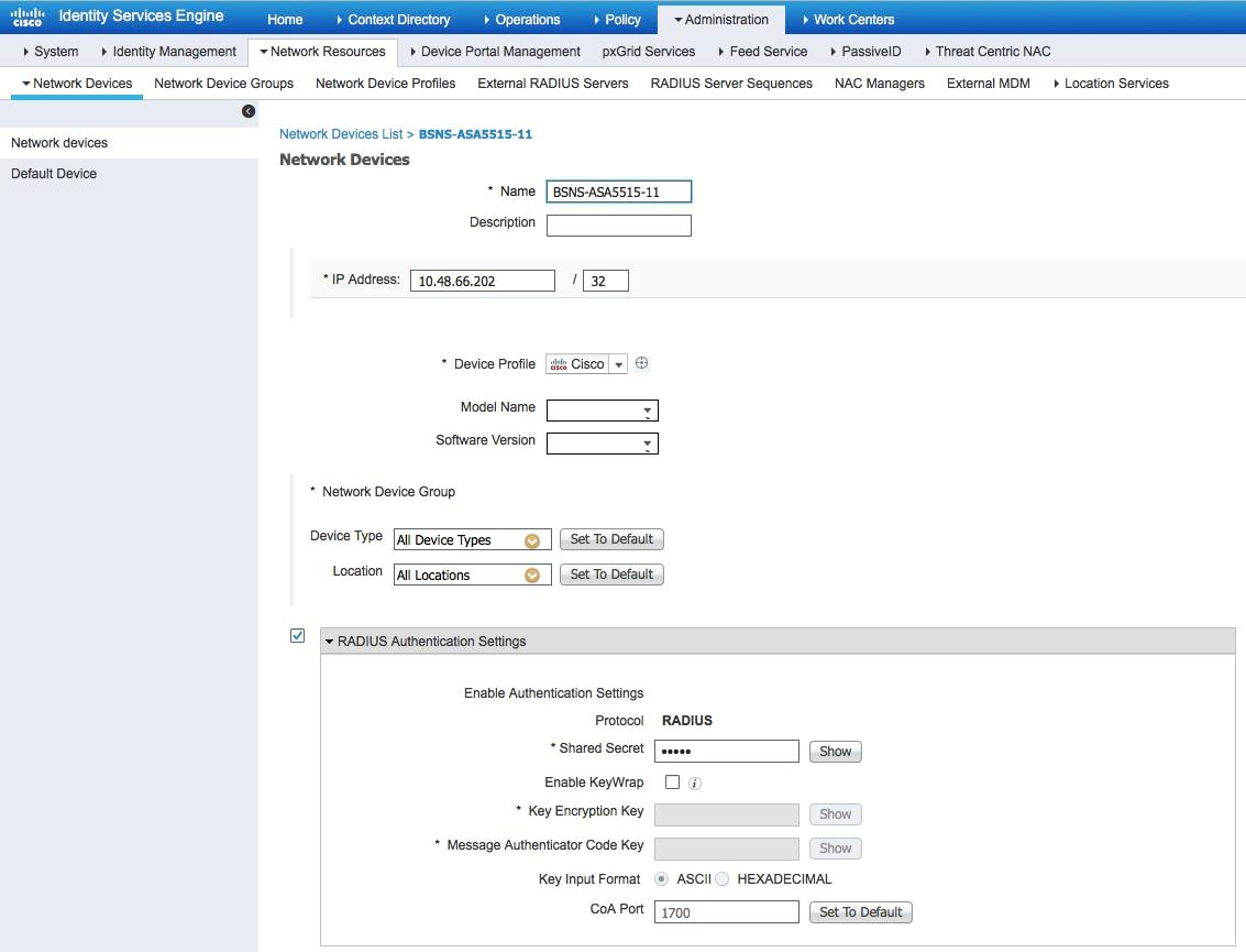 Cisco Identity Services Engine 23  Cisco
