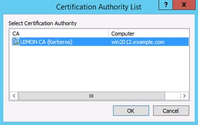 Renew scep ra certificate on windows server ad 2012 used for byod 414 accept the certificate yadclub Image collections