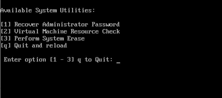 ISE: Password Recovery Mechanisms - Cisco