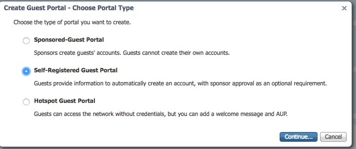 Configure ISE 2 3 Guest Portal with OKTA SAML SSO - Cisco