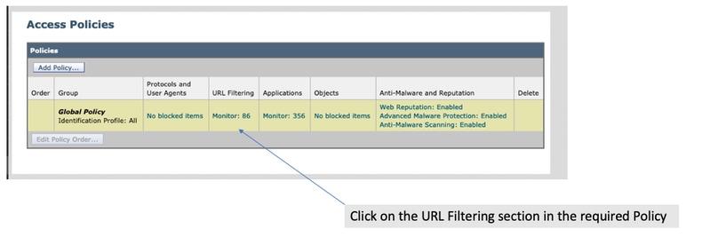 Web Reputation score (WBRS) and Web Categorization Engine ...