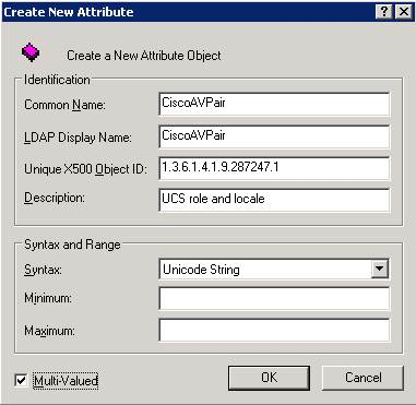 LDAP Authentication Configuration Example for UCS Central