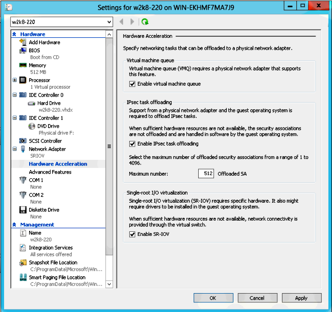 VM-FEX with Hyper-V Configuration Example - Cisco