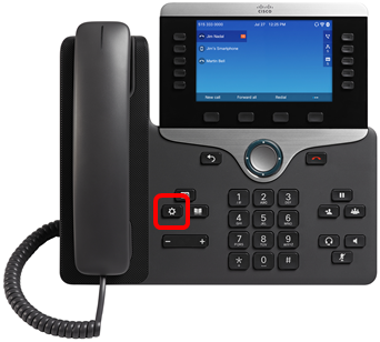 Enable Anonymous Call Blocking on the Cisco IP Phone 7800 or
