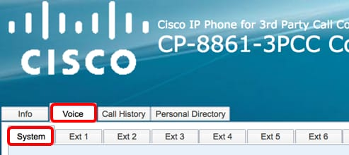 Configure Static Internet Protocol (IP) Address Settings on a Cisco