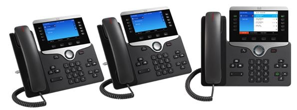 Get to Know the Cisco IP Phone 8800 Series Multiplatform