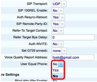 Configure SIP Settings on the Cisco IP Phone 8800 Series