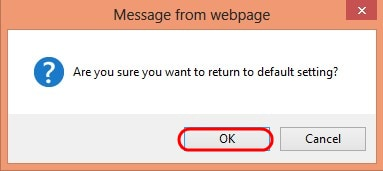 Reboot and Restore to Factory Default Settings on RV016, RV042 ...