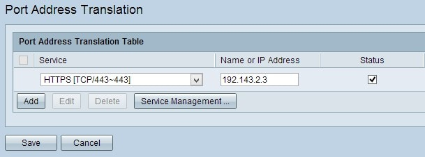 source IP address