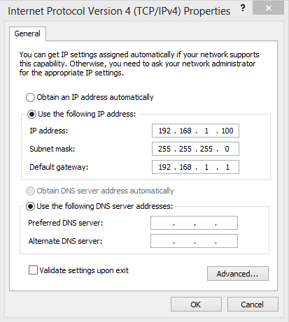 Workaround for Inaccessibility of GUI after Firmware Version 1 0