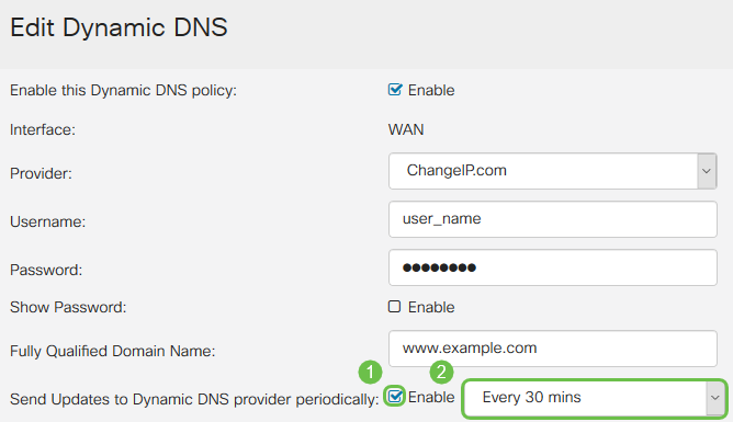 Dynamic Dns Configuration On Cisco Router ••▷ SFB