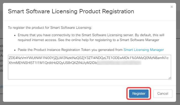 Register a Smart Software License on an RV34x Series Router - Cisco