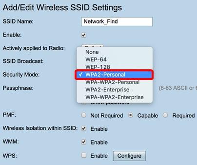 Configurez Les Parametres Sans Fil De Base Sur Le Routeur Rv340w Cisco