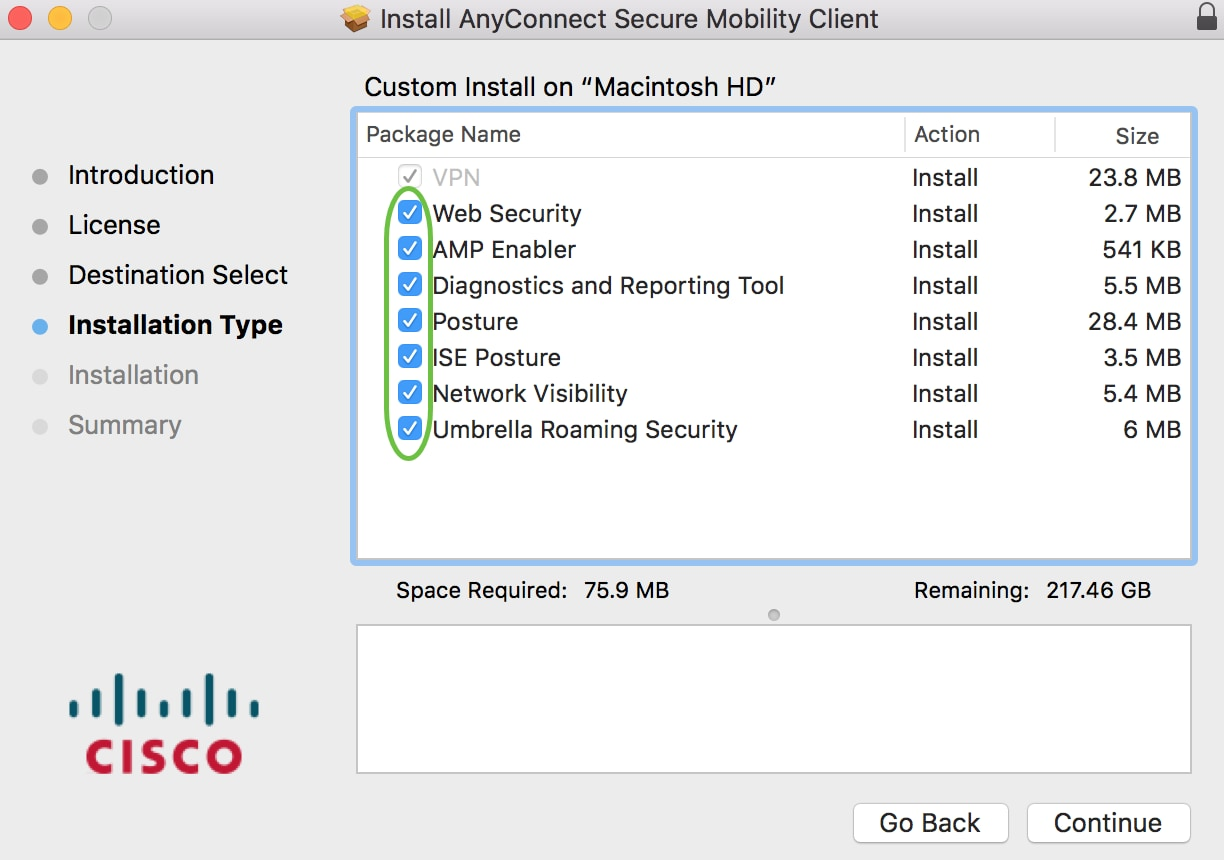Cisco anyconnect mac os download