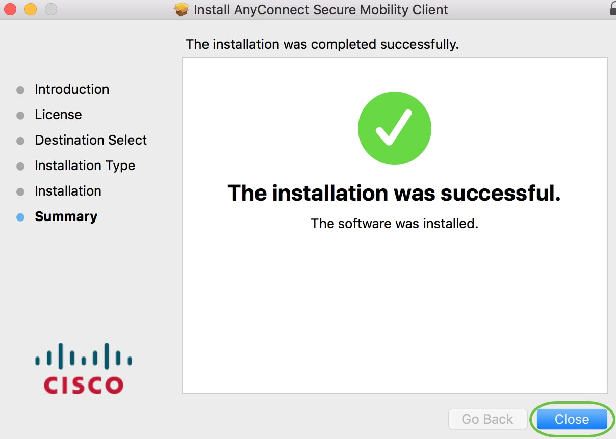 Cisco Anyconnect Mac Download 4.8