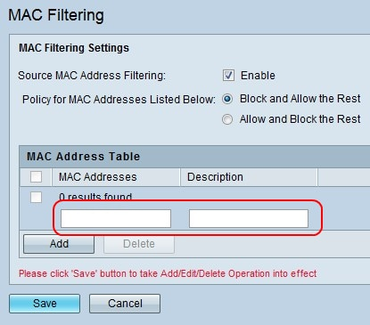 Determine your MAC address