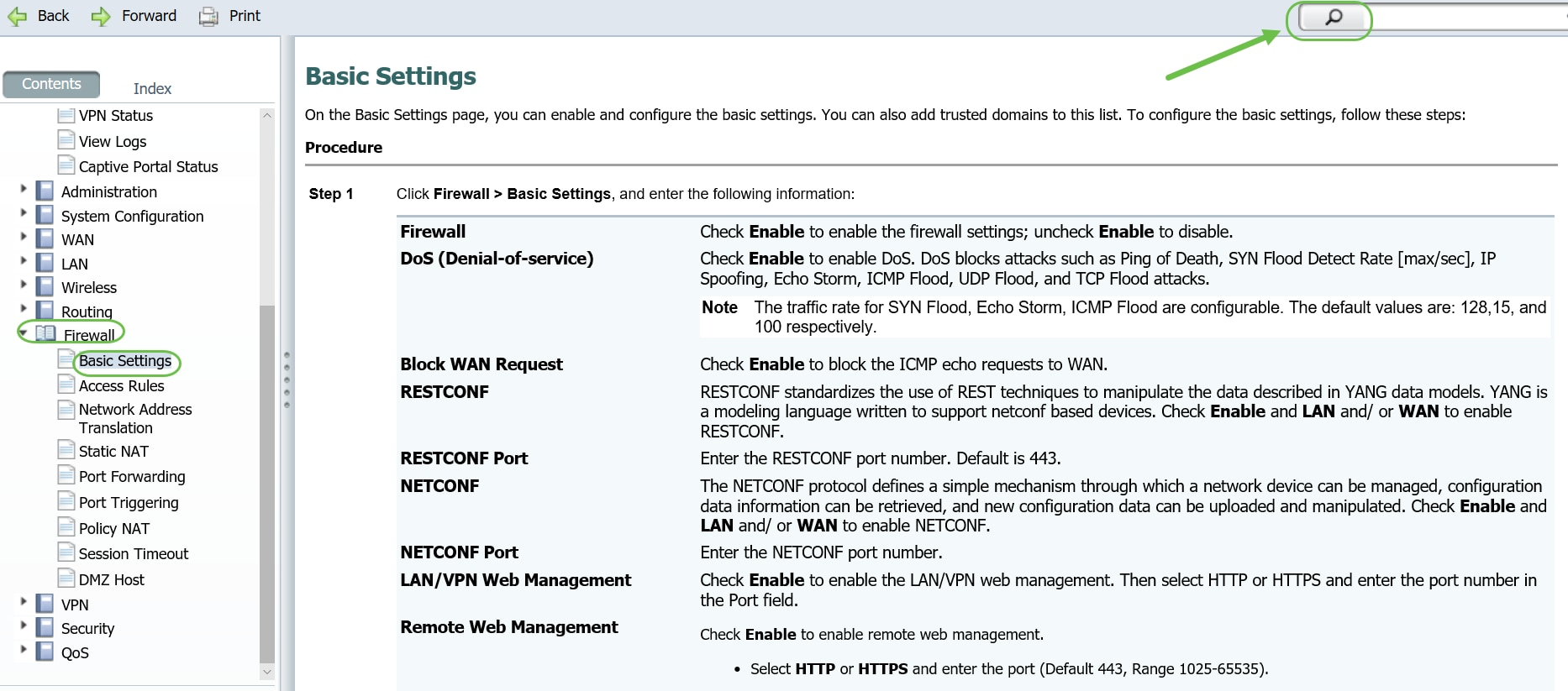 Troubleshooting on RV160 and RV260 Routers - Cisco