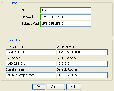 How to configure dhcp server on a cisco router.