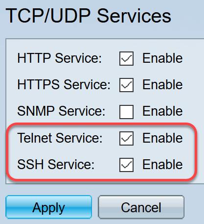 Setting Static IPv4 Address on a Switch via CLI - Cisco