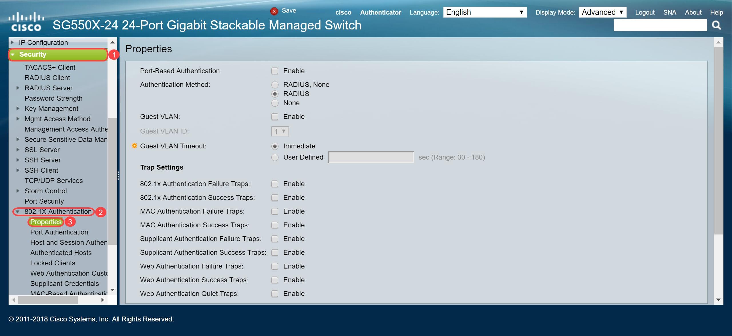 Mac Authentication For Cisco