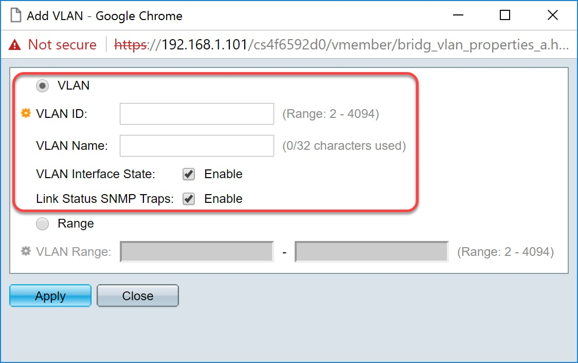 Dynamic VLAN Assignment and Auto Smartport Configuration on a ...