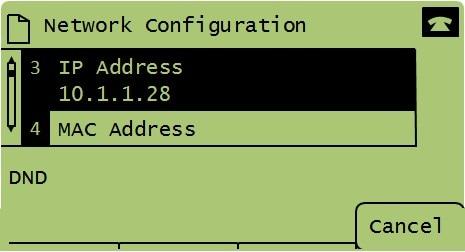 Determine IP Address on the SPA504G IP Phone - Cisco