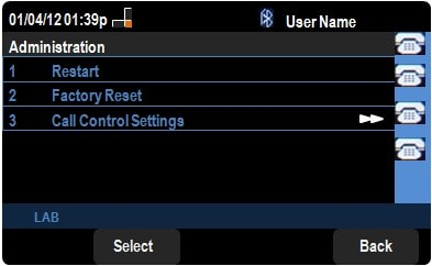 Configure Call Controls on the SPA525G and SPA525G2 IP