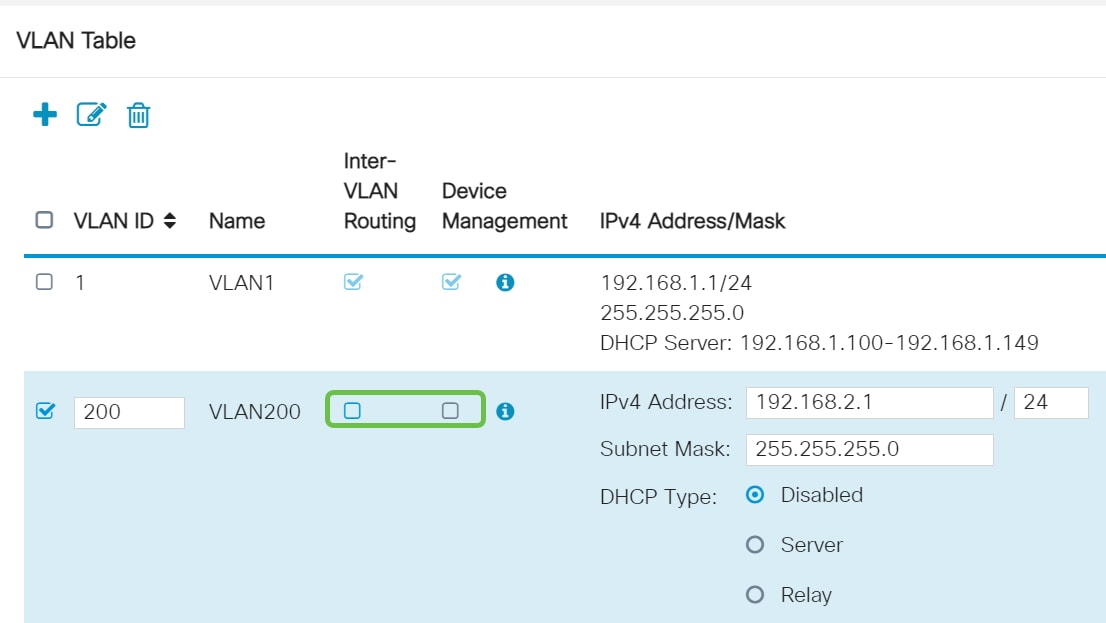Device Management is the software that allows you to use your browser to log into the Web UI of the RV345P, from the VLAN, and manage the RV345P. This should also be disabled on Guest networks.