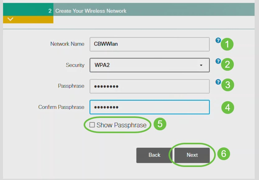 Create Your Wireless Networks
