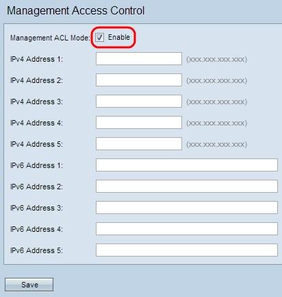 wap551 および wap561 アクセス ポイントの管理 access control list