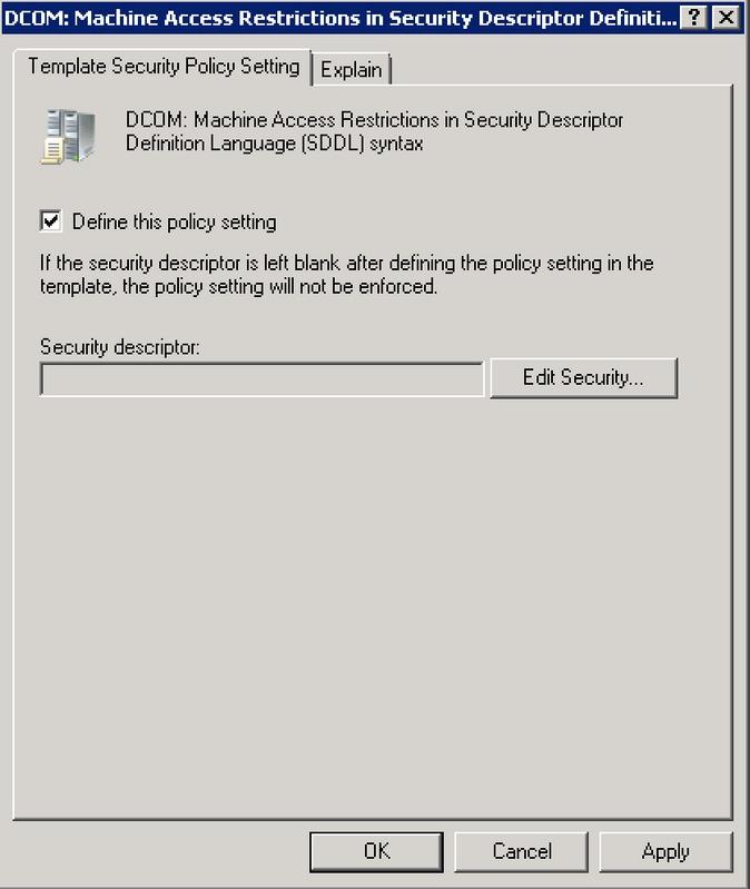 Configure WMI on Windows Domain Controller for CEM - Cisco