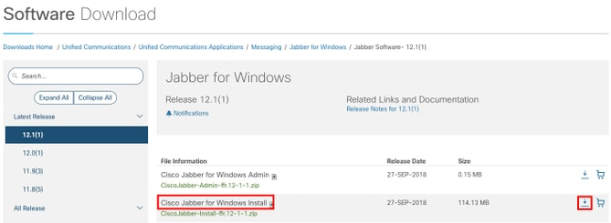 Jabber for Windows - Quick Start Guide - Cisco