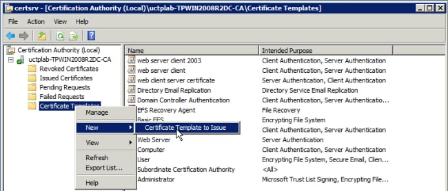 Video communication server certificate authority configuration select yadclub Image collections