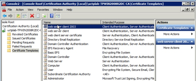 Video communication server certificate authority configuration note yadclub