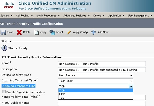 CUCM to CUBE Integration Configuration Example - Cisco