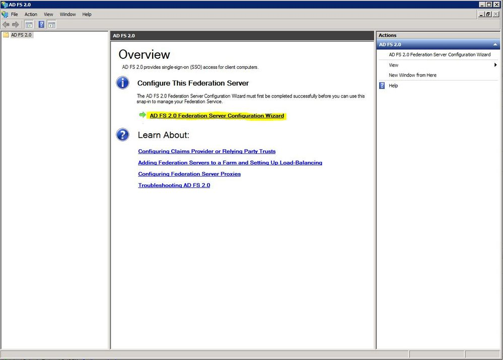 Configuración sola Muestra-en usar CUCM y AD FS 2.0 (r2 2008 del ...