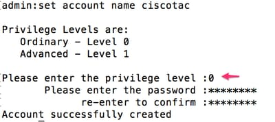 Configure Read only Command Line Interface (CLI) for CUCM - Cisco