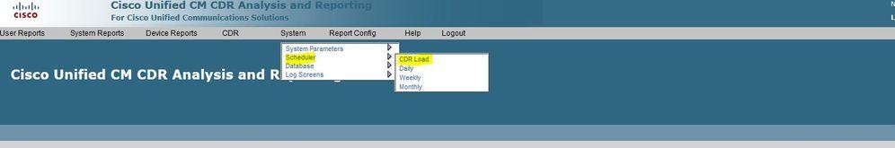 Configure CDR on CCM 11 5 - Cisco