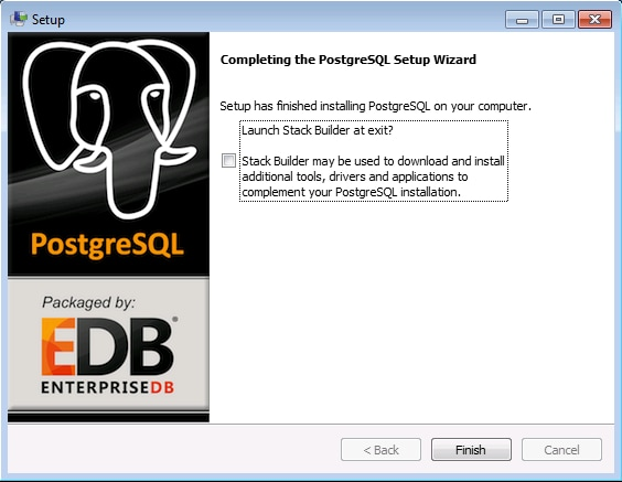 Cisco Unified Presence Server PostgreSQL External Database