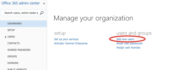 Unity connection office 365 configuration example cisco - Create account in office 365 ...