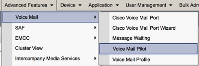 how to add voicemail number