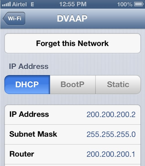 how to connect to a hidden ssid on a iphone