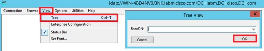 Configure WLC with LDAP Authentication for 802 1x and Web
