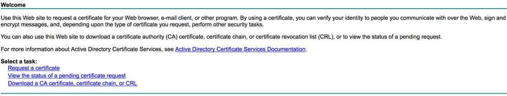 Generate CSR for Third-Party Certificates and Download Chained ...