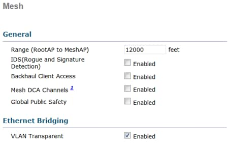 8 0 Mesh ethernet bridging and daisy chaining with the 1532