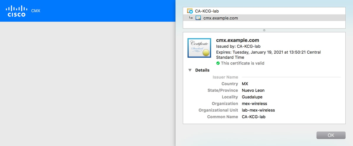 Generate a CSR for Third-Party Certificate and Installation